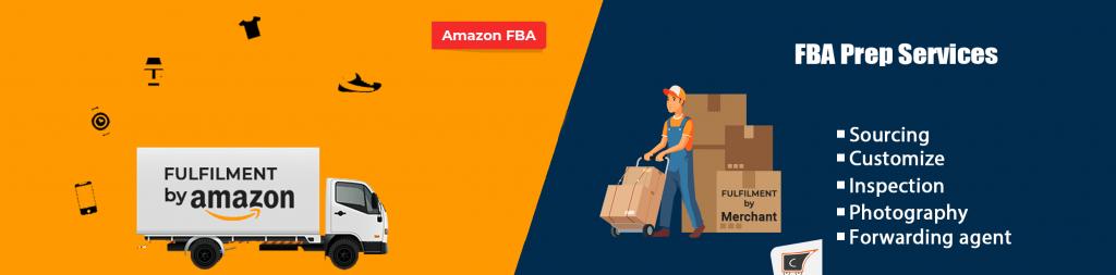 FBA Prep Service of Supply Amazon