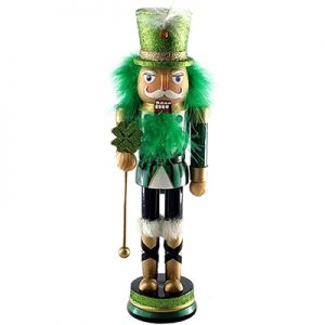 11St. Patrick's Soldier Doll