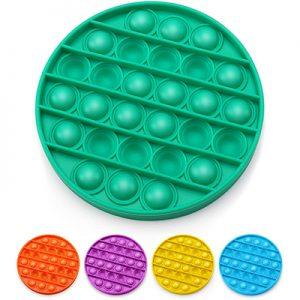 2 Push Pop Bubble Sensory Fidget Toy