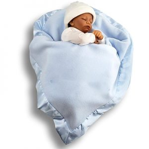 4Personalized Baby Blanket