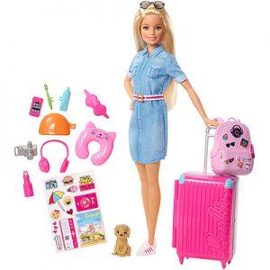 7 Barbie Doll