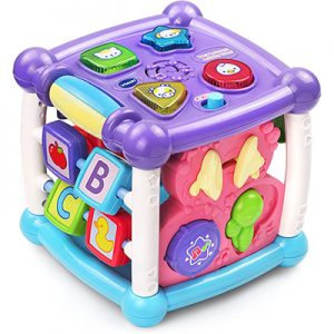 Learners Activity Cube
