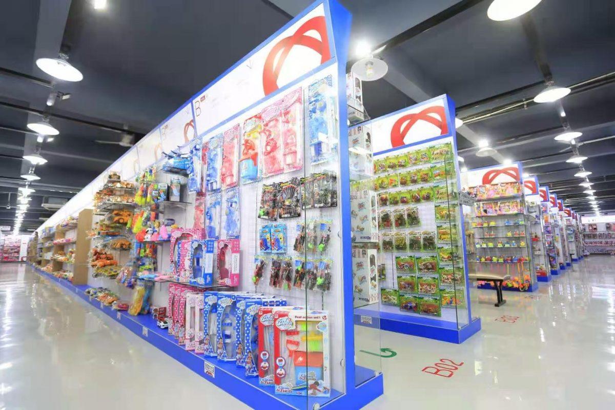 Shantou toys Showroom